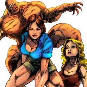 portada del comic PopellasGirls